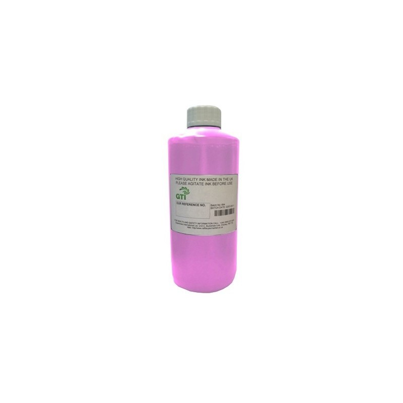 1 Litre Light Magenta Ink for HP 363 - refillsupermarket