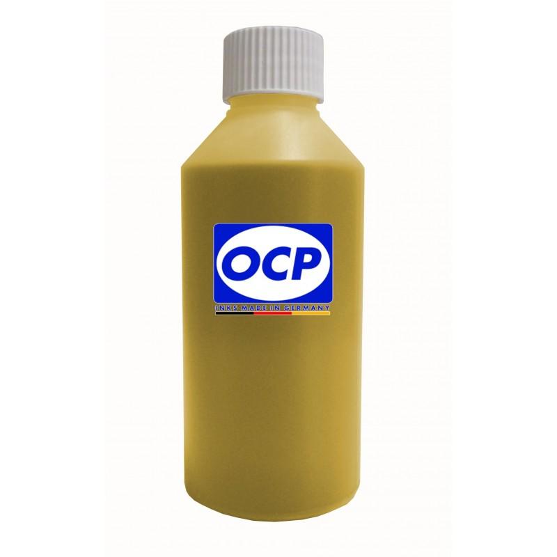 HP C6657A Yellow Bottled Ink 250ml Y752/250 - refillsupermarket