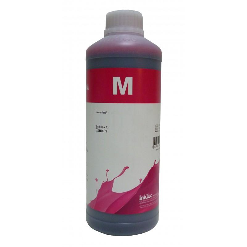 1 Liter Pigment MAGENTA Tinte für Canon PGI-1500 2500 INKTEC Maxify - refillsupermarket