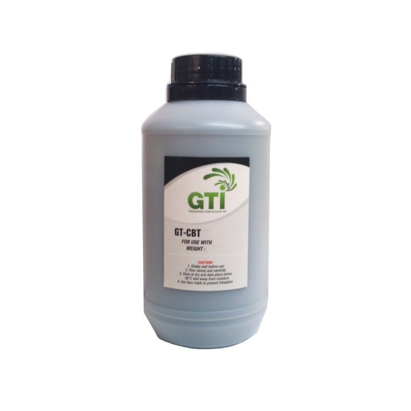 Toner Powder Bottle 175g HP 3600 3800 Black - refillsupermarket