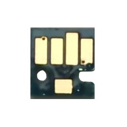 Chip for Canon CLI-521Y Yellow