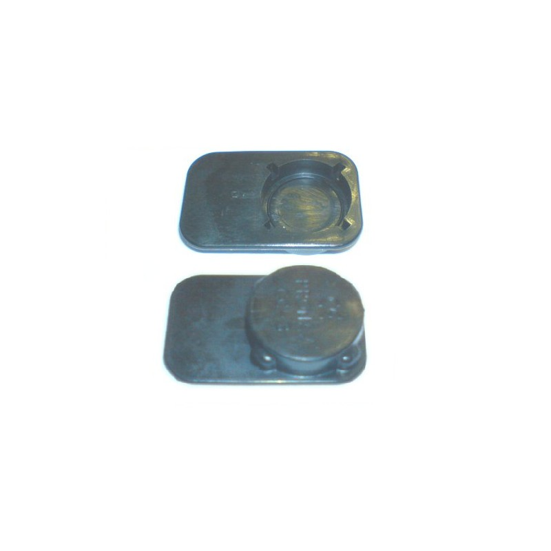 Black Caps for Canon PGI-550 571 HP 364 920 (100pcs pack) - refillsupermarket