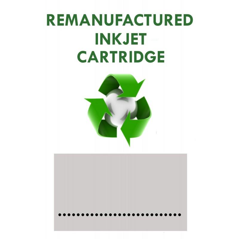 Generic labels for HP cartridges (72 per sheet) - refillsupermarket