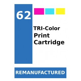Labels for HP 62 Colour (72...