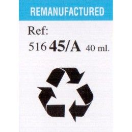1 sheet labels for HP45 (36...
