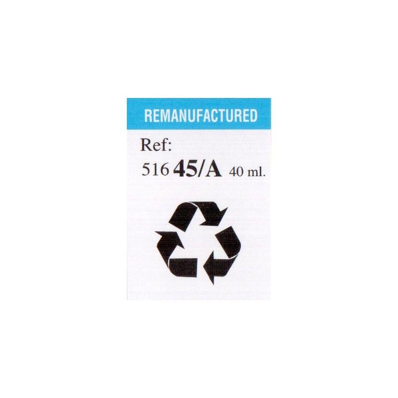 1 sheet labels for HP45 (36 per sheet) - refillsupermarket