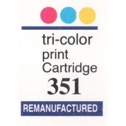 1 sheet labels for HP351...