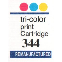 1 sheet labels for HP344...