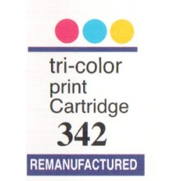 1 sheet labels for HP342...