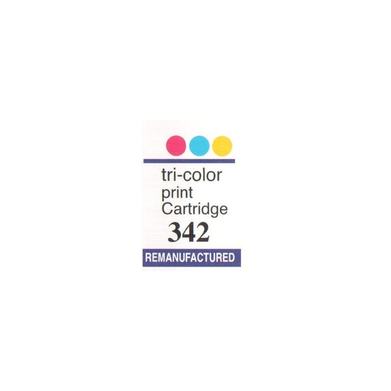 1 sheet labels for HP342 (72 per sheet) - refillsupermarket