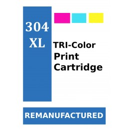 Labels for HP 304 XL Colour...