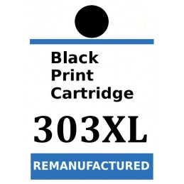 Labels for HP 303 XL Black...
