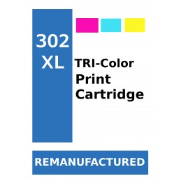 Labels for HP 302 XL Colour...