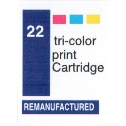1 sheet labels for HP22 (72...