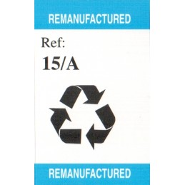1 sheet labels for HP15 (36...