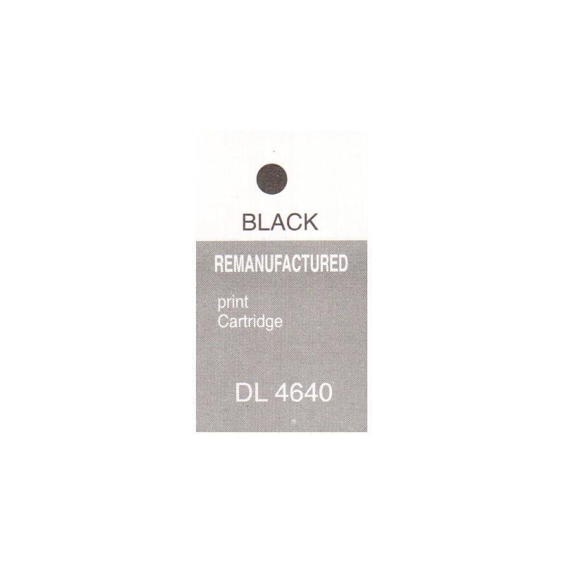 1 Feuille d'étiquettes pour DELL 4640 (42 par feuille) - refillsupermarket