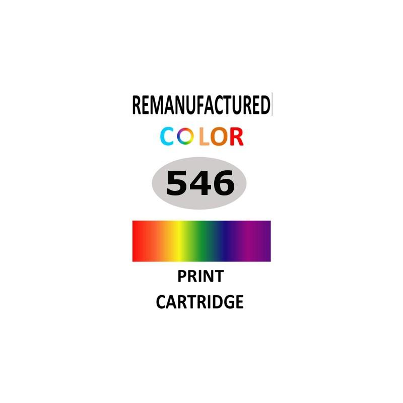 1 Feuille d'étiquettes pour Canon CL-546 (64 par feuille) - refillsupermarket.com
