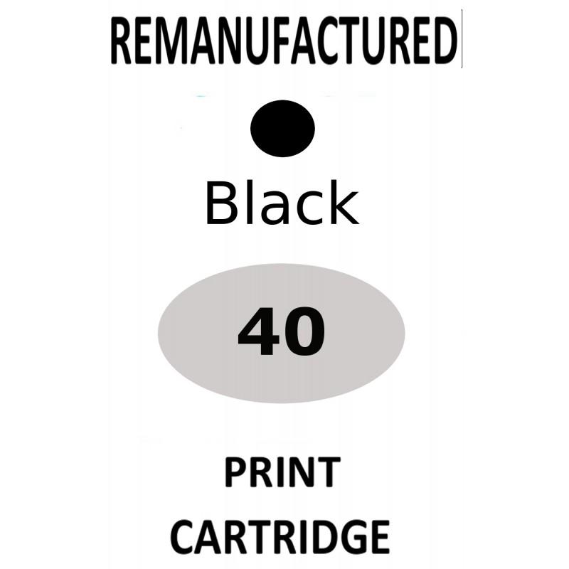 1 sheet labels for Canon 40  (64 per sheet) - refillsupermarket