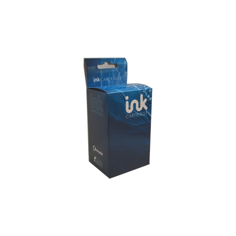 Plain Blue Box Inkjet Size D (50pcs pack) - refillsupermarket