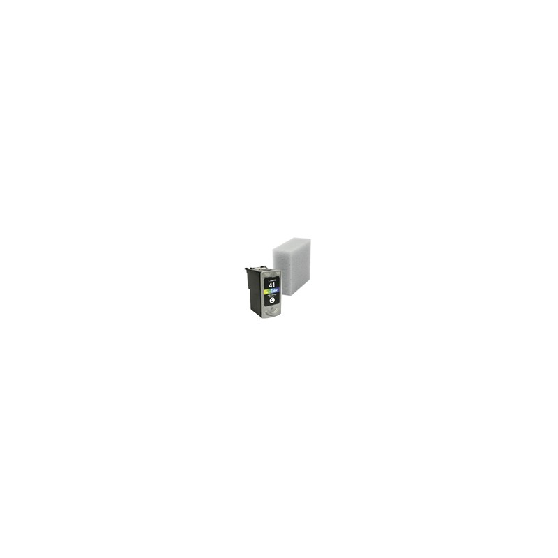 Replacemt Sponge Canon 41 Chamber 2&3 (100pcs pack) - refillsupermarket