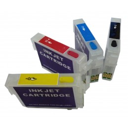 Refillable Cartridges for...
