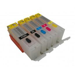 PGI550 CLI551 Refillable...