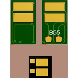 Chip for HP CF287A Black 9K