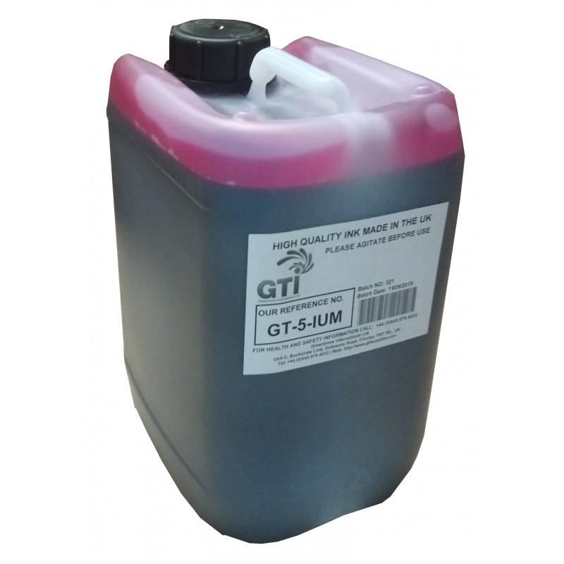 5 litres of Universal Magenta Ink - refillsupermarket