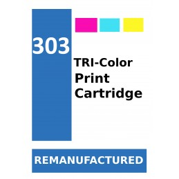 Labels for HP 303 Colour...
