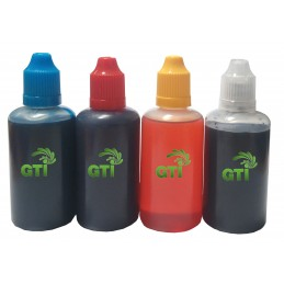 Set of 4 x 50ml Bottles for...
