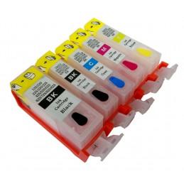 PGI520 CLI521 refillable...