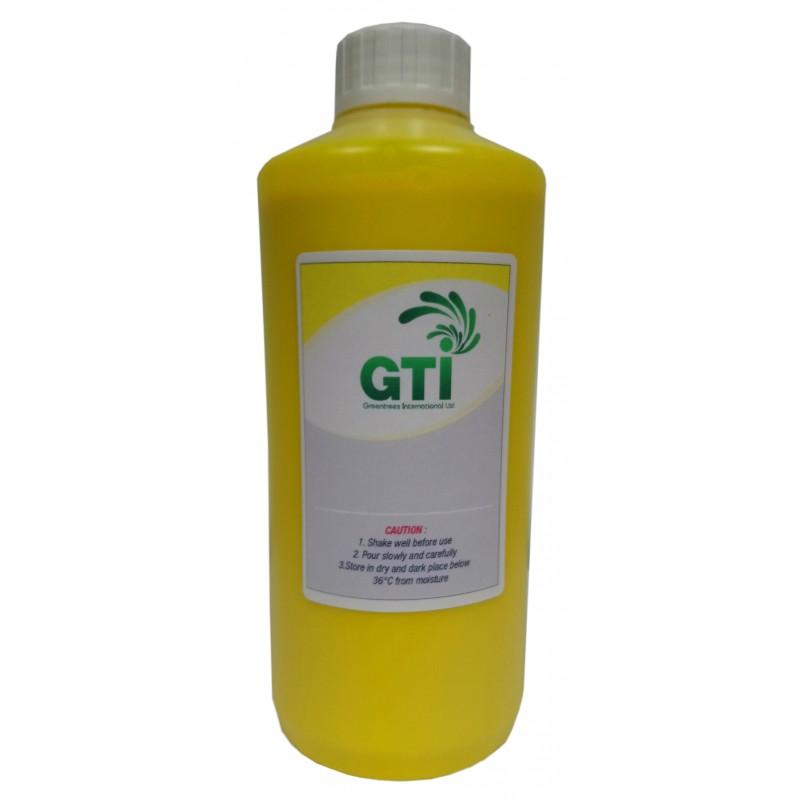 1 litre D'encre Epson T0714 Jaune Pigment - refillsupermarket.com
