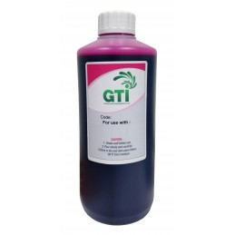 1 Litre Magenta Ink for HP 10 - refillsupermarket