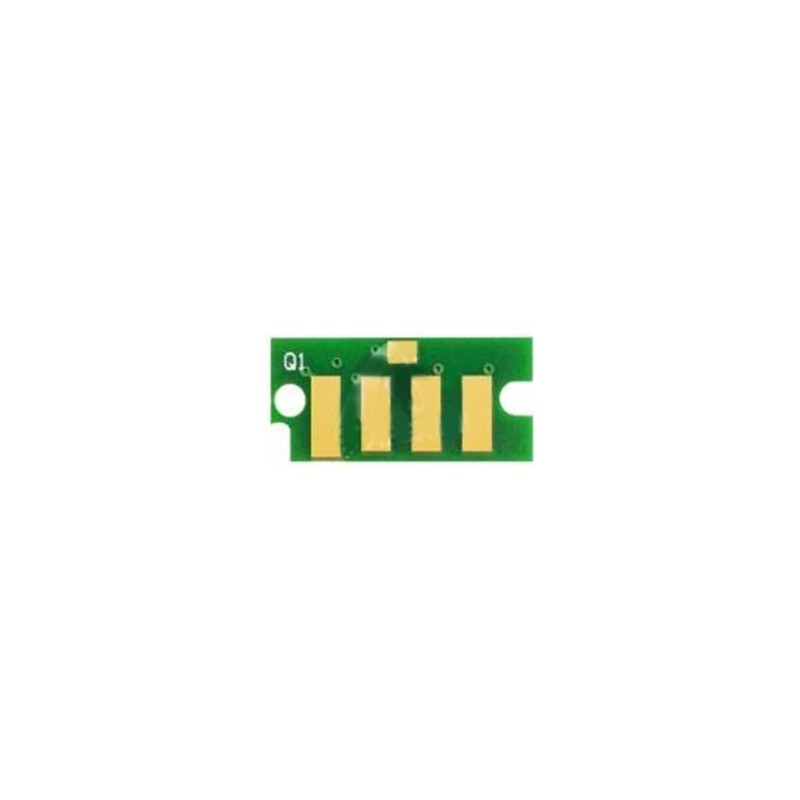Replacement Chip for NEC MultiWriter  5600C / 5650C / 5650F Yellow - refillsupermarket